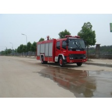 Isuzu fire fighting vehicles appliances information