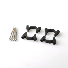 Octagonal Pipe Clamp Alignment Spring Clips