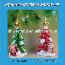Свеча новой декоративной свечи прибытия для украшения рождества 2016