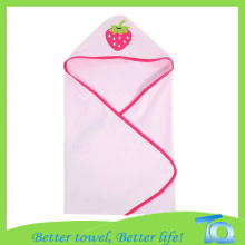 Bamboo Cotton Thick Cute Baby Animal Hooded Towel