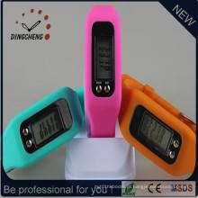 Relógio quente do silicone do relógio do podómetro da venda para o relógio de pulso das crianças (DC-JBX054)