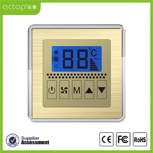 Intelligenter Hotel-Thermostat-Digital-Temperaturregler