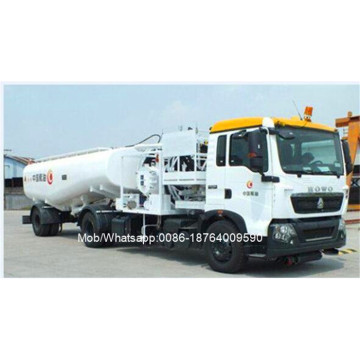 SINOTRUK HOWO 4x2 Fuel Dispensing Truck