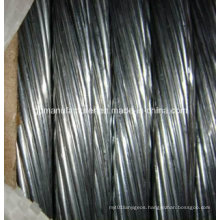 Hot DIP Galvanized Steel Strand Good Price