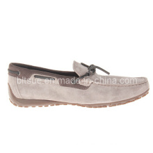 The Fashion Leisure Ventilation Man Boat Shoes with Real Leather