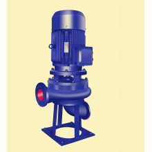 WL type Vertical vertical non-blocking sewage pump