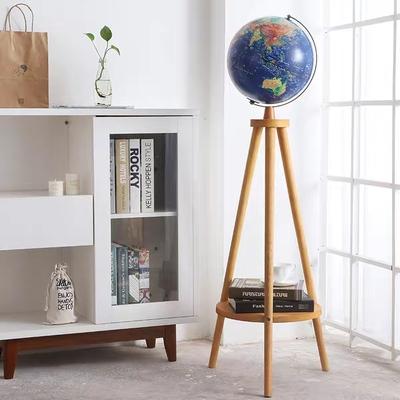 floor standing globe