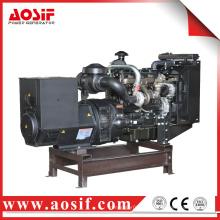 AC Трехфазный тип выхода 36KW / 45KVA 60HZ Открытая генераторная установка с двигателем Perkins 1103A-33TG1