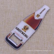 Garrafa de cerveja personalizada em forma de abridor de garrafa com ímã