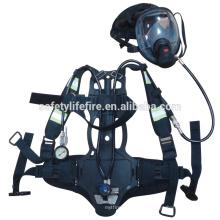 appareil respiratoire d'autosauvetage / appareil d'oxygène à oxygène / portable Breathing Apparatus