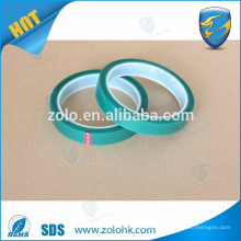 custom cut size jumbo roll adhesive Industrial pet tape for insulation