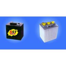 Baterías de plomo-ácido para coche de golf de 6V 210Ah