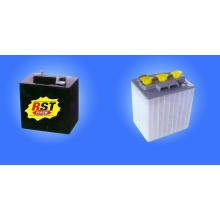 Batteries de voiture de golf au plomb 6V 210Ah
