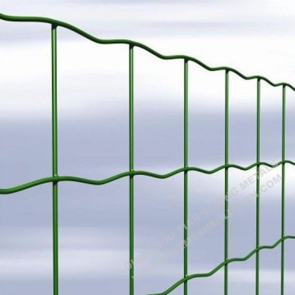 Euro Light Welded Wire Mesh Fence