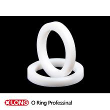 PTFE anillo de respaldo con color blanco para Vlave
