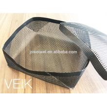Черный цвет тефлон открытого сетка корзина