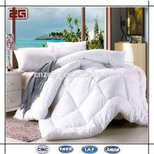Роскошное высококачественное гусиное пуховое одеяло Queen White