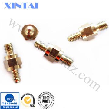 Piezas de mecanizado CNC de precisión de precisión