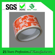 Acrylic Printed BOPP Packing Tape/Carton Sealing Adhesive BOPP Tape