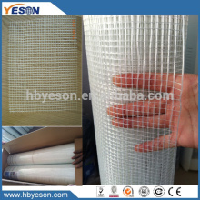 4x4 Alkali-resistente Fibra de vidro malha usada como material de parede