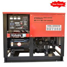 Универсальный генератор домашнего использования 10кВт (ATS1080)