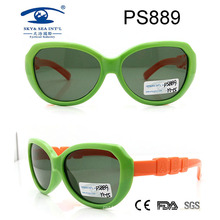 2015 Promotional Stock Newest Fashion Colourful Cute Sunglass for Kids (PS889)