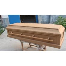 Estilo americano ataúd económica madera ataúd y ataúd ataúdes/Funeral