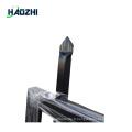 clôture horizontale en aluminium