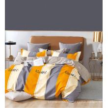 Комплект постельного белья высокого качества в покрывале из 4 предметов