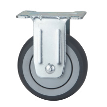 Top Grade Medium Duty Caster, TPR Swivel Caster