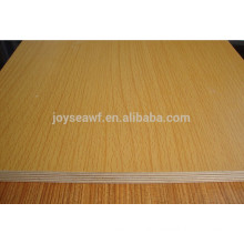 pine melamine faced hpl plywood