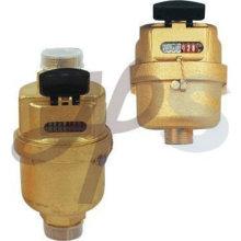medidor de agua volumétrica