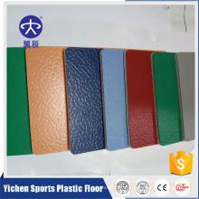 Folha do revestimento da corte de Badminton do esporte do PVC da primeira classe