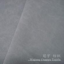 Gesprenkeltes Polyester-Gewebe des Stapel-Samt-100% für Sofa
