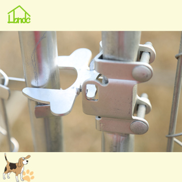 Nouveau design Chain link Dog Kennel