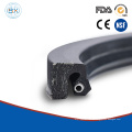 Einzelnes Lip Gewebe NBR Rubber Oil Seal für Stahlwerk