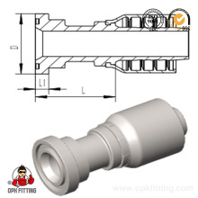 Hydraulic Union Hose Fitting Integrated Hose Fitting (87611y)