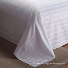 Super Luxury 300tc 100% Cotton Bed Sheet in White Colors