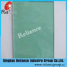 F Green Tinted Glass for 6mm Thickness
