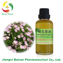 Pure Natural Cold Pressed Evening Primrose Oil benefits For Capsule, Cosmetic