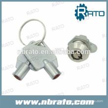 small mini pin tubular lock