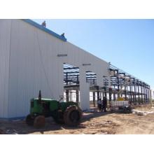 Taller Industrial de Estructura de Acero (KXD-SSW1267)