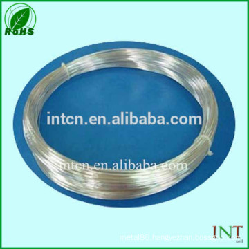Chinese electrical wire pure Silver wire
