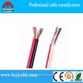 Verschiedene Arten von elektrischem Draht Transparentes PVC-Lautsprecherkabel