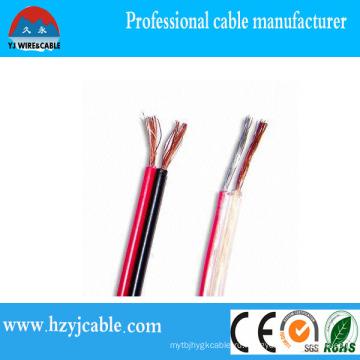 Проводной кабель из ПВХ различных типов