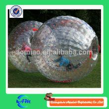 Hinchable inflable del juego inflable de la bola del hibisco de la bola del zorb para la venta