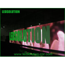 Despliegue de pared de video LED de 25 mm
