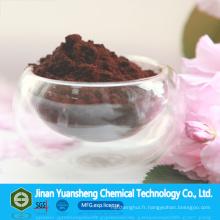 Lignosulfonate de sodium spécialement pour la poudre de liant de briquettes de charbon