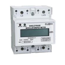 Good Quality Anti-Rusty Single Phase Digital DIN Rail Meter