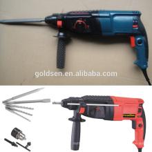 Broyeur rotatif à marteau rotatif électrique à percussion 26mm 800w Power Hammer